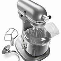KitchenAid KSM500PSSM Pro 500 Series 10-Speed 5-Quart Stand Mixer Review